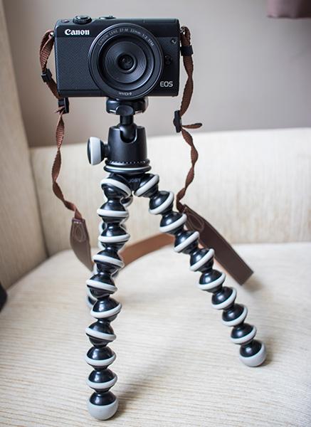 Canon EOS M100 Vlog