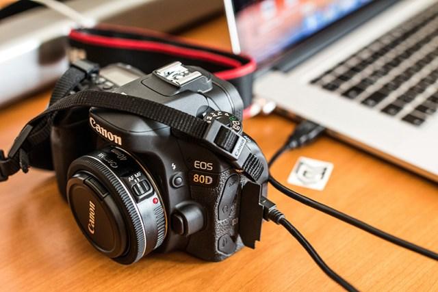 Canon 80D'ye CLOG Nasıl Eklenir?