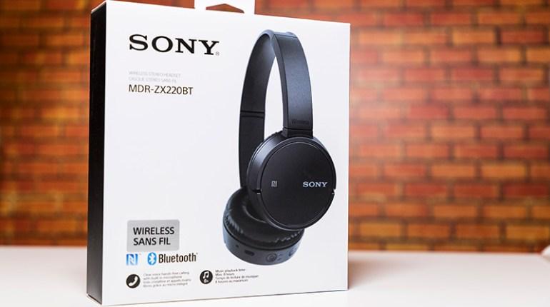 Sony MDR-ZX220BT