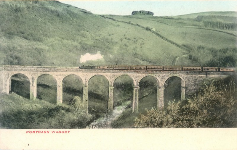 pontsarnviaduct