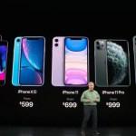 iPhone 11 価格