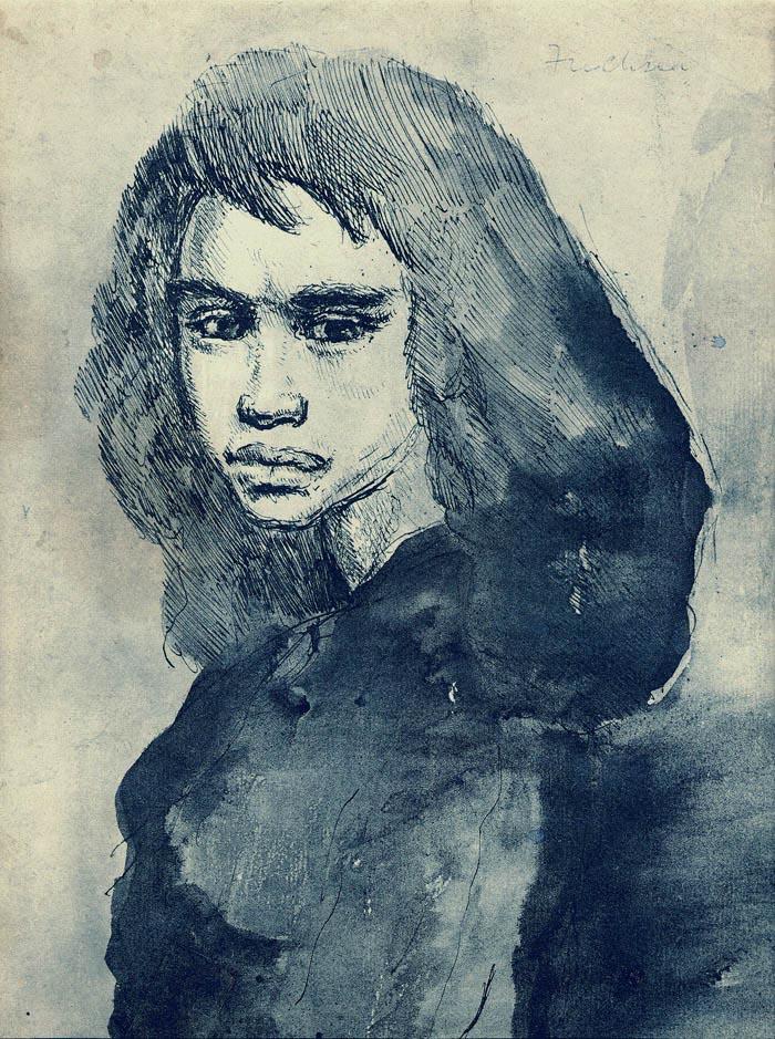 Fuchsia by Mervyn Peake