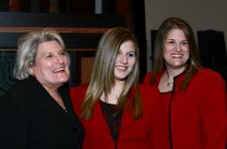 Mom, daughter and Meryl