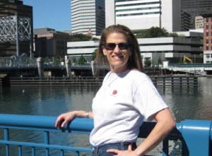 At the Boston Harbor