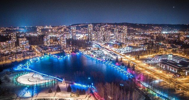 Top 5 favorite Christmas light displays 2018 in Vancouver Lower Mainland