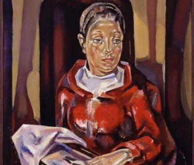 María Blanchard, pintora