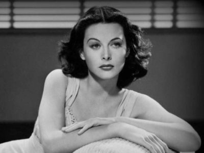 Hedy Lamarr, una mente para la ciencia