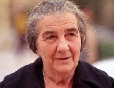 Golda Meir, la socialista del kibutz