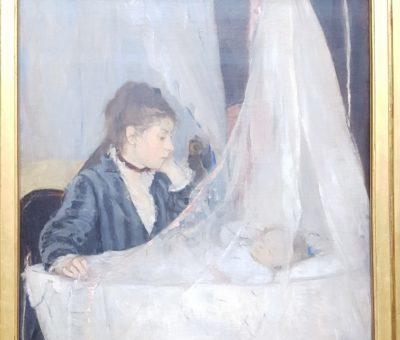 La cuna de Berthe Morisot