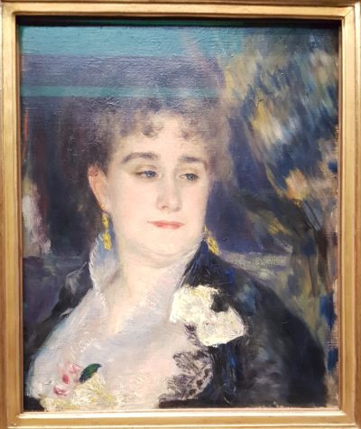 Marguerite Lemonnier, madame Charpentier