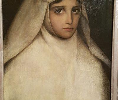 La monja María Teresa López