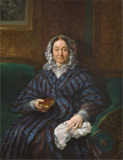 María Francisca de la Gándara, condesa viuda de Calderón