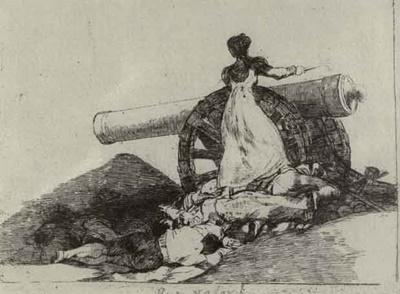 Agustina de Aragón, heroína y mito