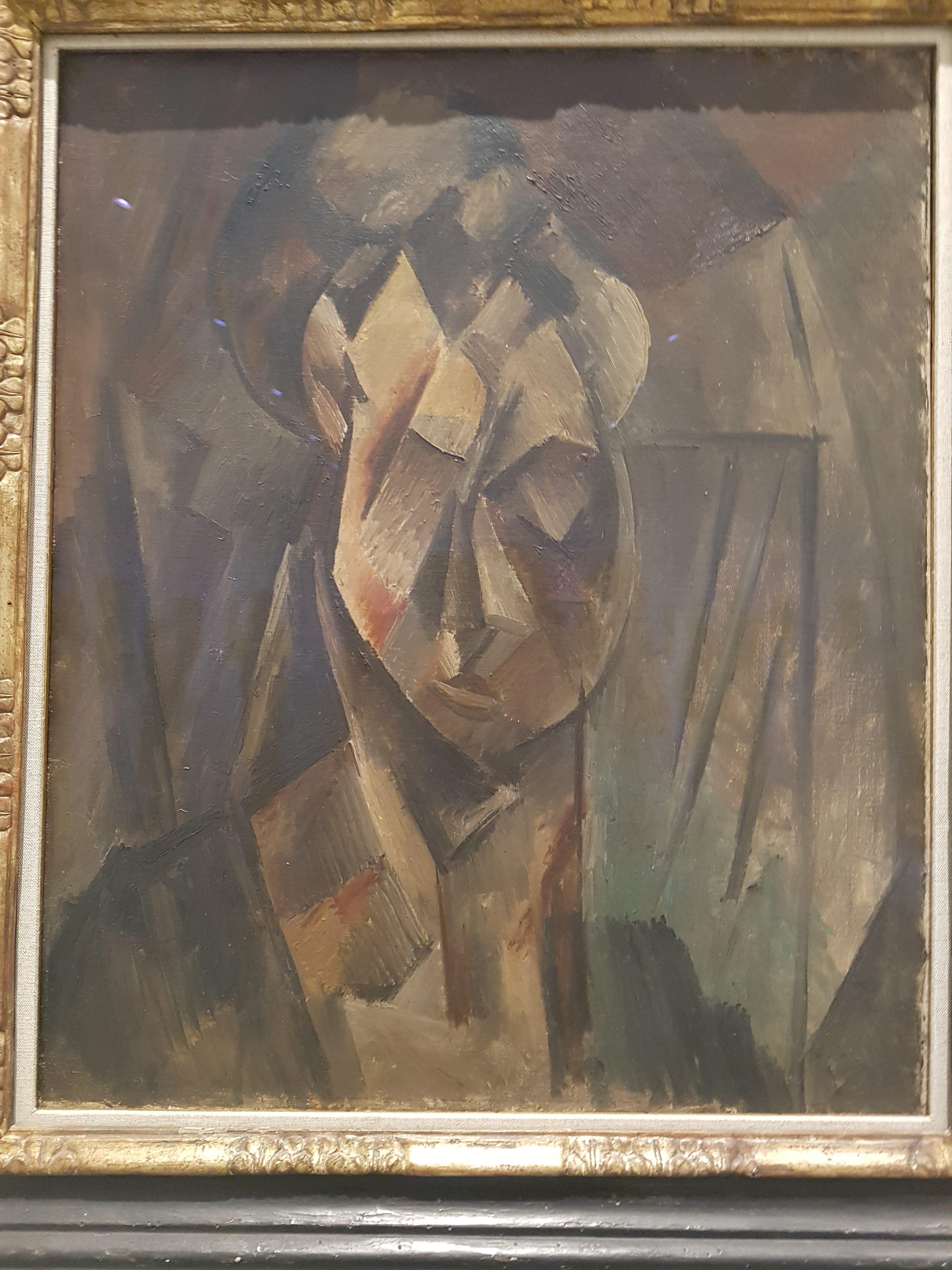 Retrato de Fernande Olivier