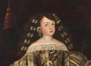María Luisa de Toledo y la mujer chichimeca