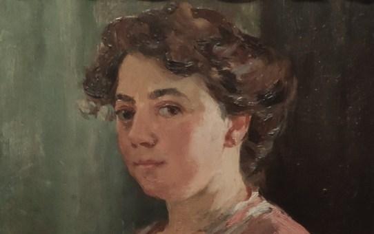 Lluïsa Vidal, pintora modernista