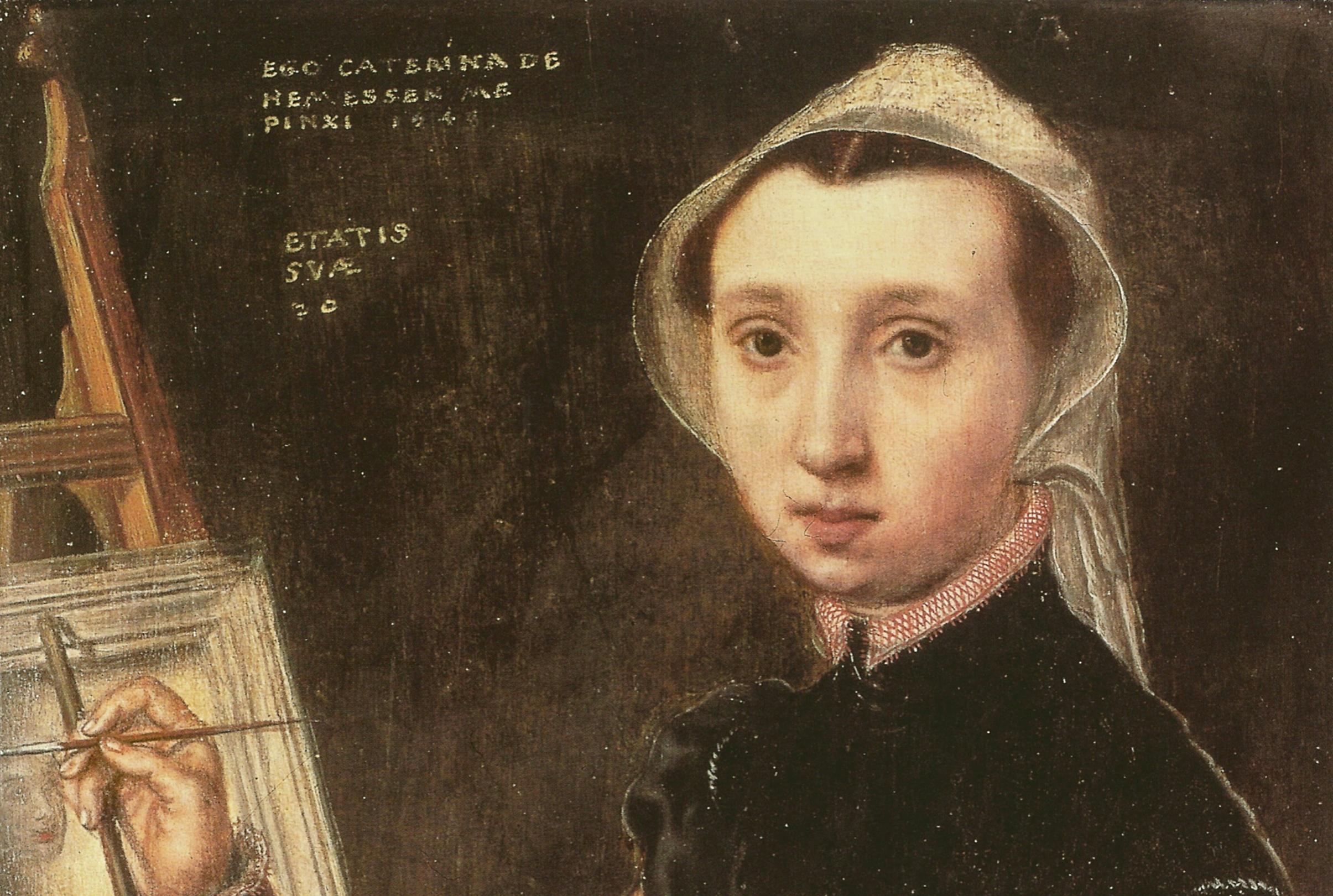 Caterina van Hemessen