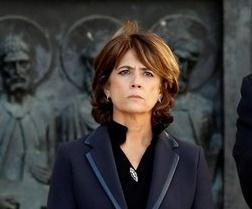 La ministra de Justicia y las mujeres de la República