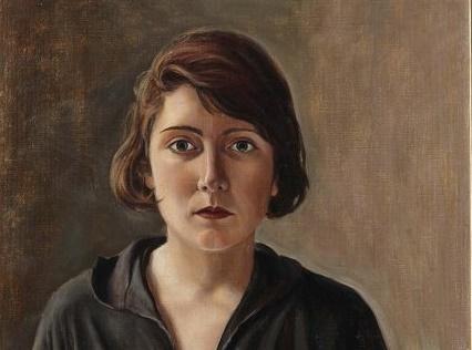 Ángeles Santos, pintora
