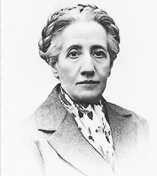 Matilde Ras, grafóloga