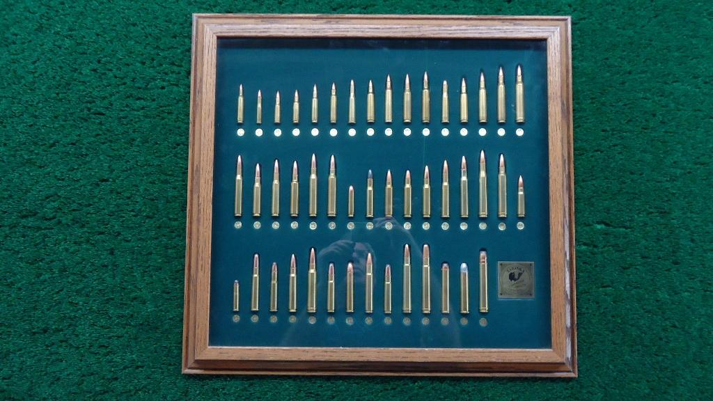 Guns Small Board Display