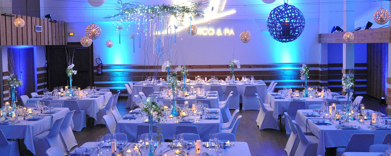 decoration de table mariage