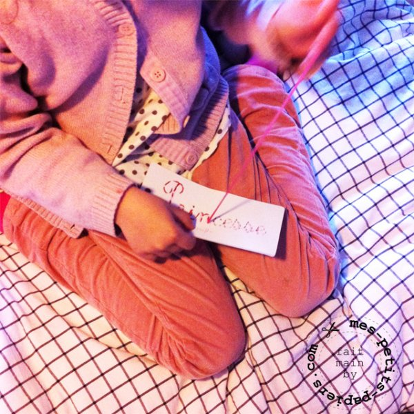 Papier couture!