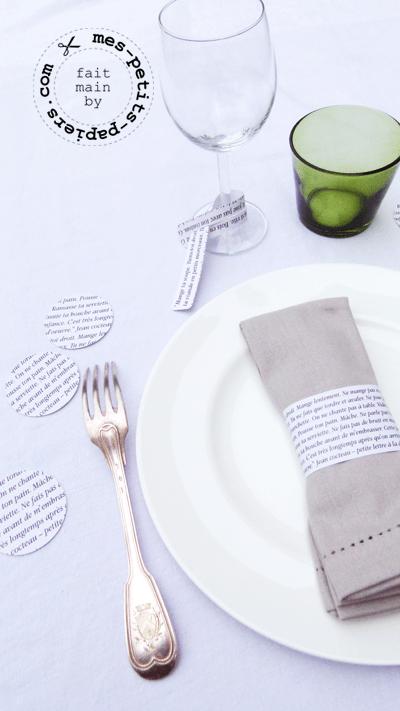 A table avec Cocteau