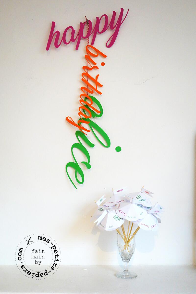 gâteau en papier mes-petits-papiers.com
