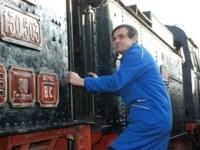 Capăt de linie. Rugina înghite muzeul locomotivelor