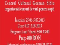 Cursuri de limba germană pentru copii