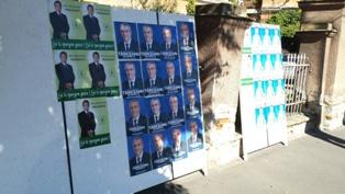 afisaj electoral
