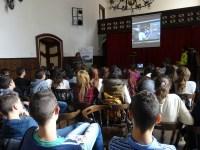 Campania educativă le-a fost prezentată elevilor de la Colegiul Brukenthal