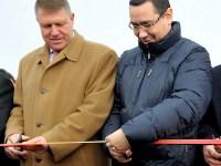 """Ponta și Iohannis sunt """"finaliștii"""" prezidențialelor"""