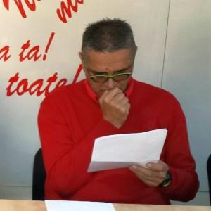 Rezultatele primului tur sunt proaste pentru PSD Sibiu, recunoaște Adrian Besoiu
