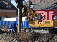 Au început lucrările de modernizare şi pe strada Măgheranului