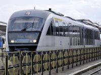 Întârzieri substanţiale în circulaţia unor trenuri, după ce un vagon de marfă a deraiat