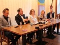 Ambasadorul Finlandei a fost alături de board-ul Școlii Finlandeze la conferința de lansare