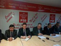 Candidații PSD la Consiliul Județean Sibiu și principalele primării din județ