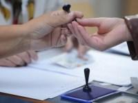 Secție de votare mutată la școala nr. 8