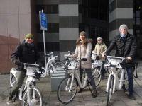Sibienii au descoperit modelele de bună practică norvegiene în promovarea mersului pe bicicletă în orașul Stavanger