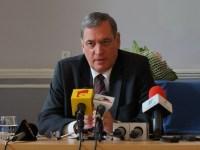Președintele FDGR, Paul Jurgen Porr