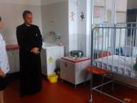 Daruri pentru copiii internați la Spitalul de Pneumoftiziologie