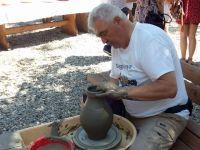 Un altfel de târg al olarilor în Muzeul în aer liber din Dumbrava Sibiului
