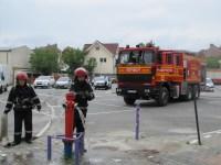 ISU Sibiu angajează șofer la Detaşamentul de Pompieri Sibiu
