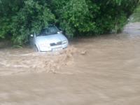 Pagubele inundaţiilor produse la jumătatea lunii iulie, estimate la 2,7 milioane de lei