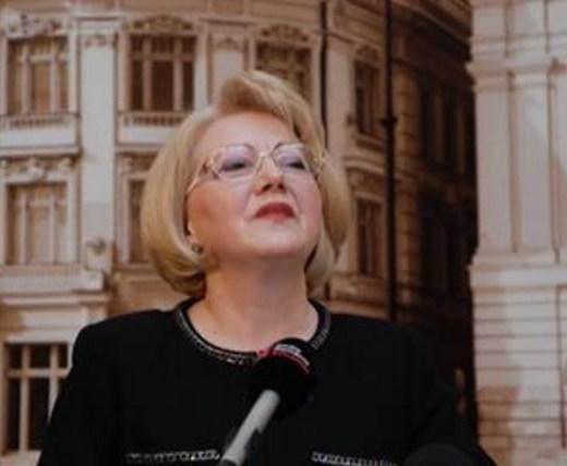Astrid FODOR, primarul Sibiului