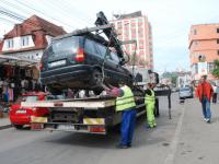 Maşinile parcate pe trotuare sau staţionate neregulamentar pot fi din nou ridicate