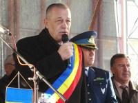 Teodor Neamțu, fostul primar al municipiului Mediaș
