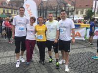 Maratonul Internațional Sibiu 2017 a fost câștigat de un român intrat în Cartea Recordurilor